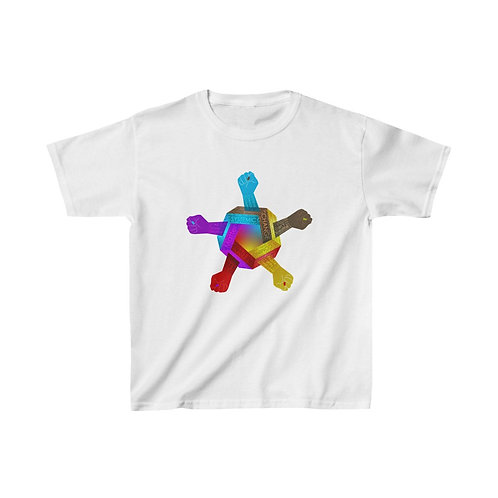United Hand Color-Kids tee