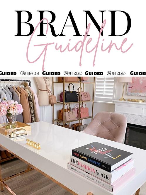 Brand Guide Ebook