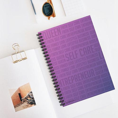 Queen in Me Notebook