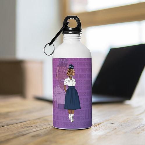 Queen In Me Water Bottle