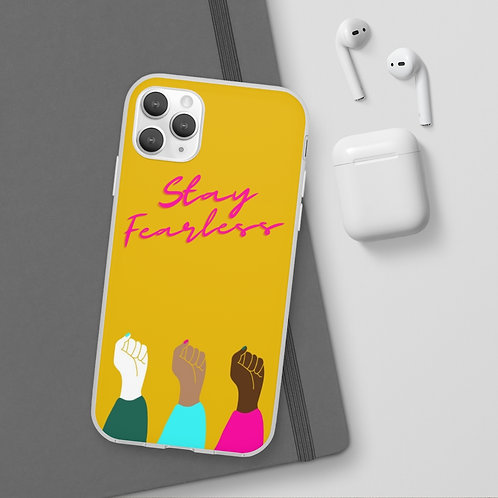 Stay Fearless iPhone Case