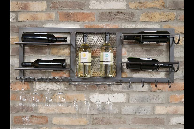 Wine Wall Unit