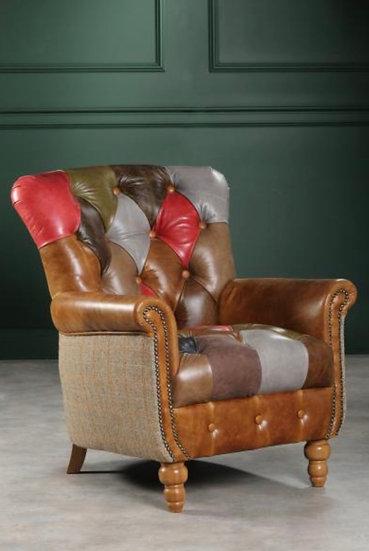 Alder Patchwork Chair