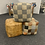 Thumbnail: Harris Tweed Bean bag