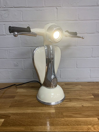 Scooter Lamp