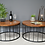 Thumbnail: Set of 2 Side Tables