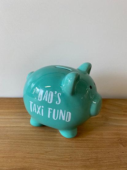 Taxi Fund Piggybank