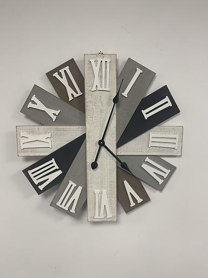 Multi Finish Clock