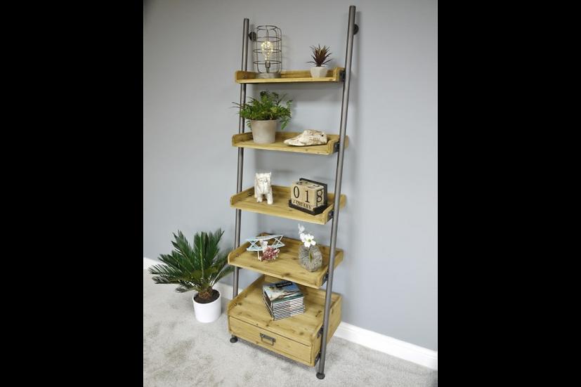 Ladder Style Shelves