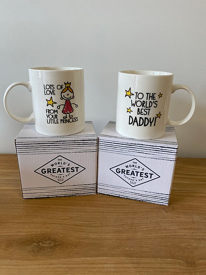 From Your Little Princess Mug