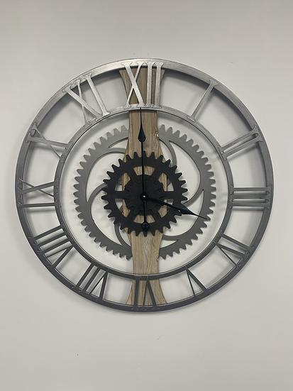 Open Cog Clock