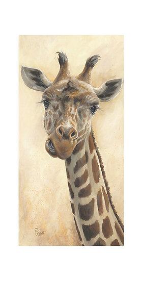 Gerry Giraffe Canvas