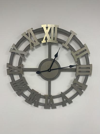 Track Clock