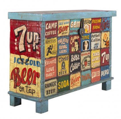 Carnival Vintage Sideboard