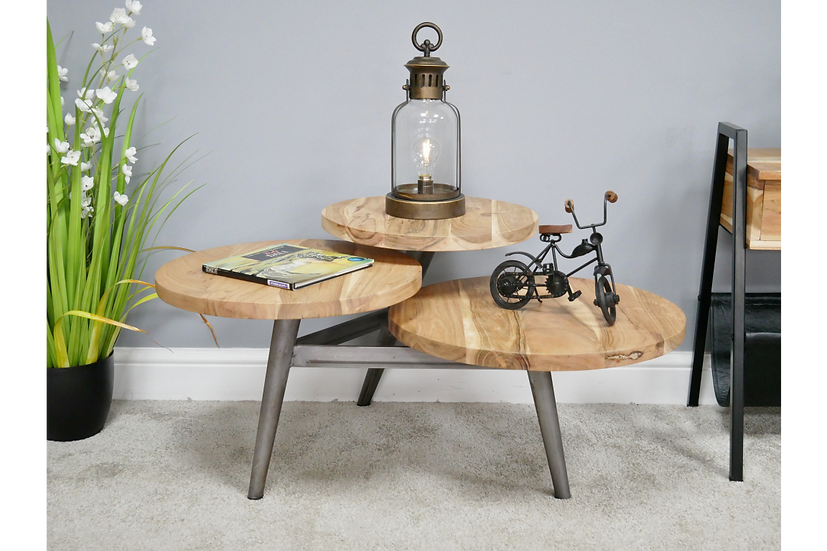 3 Tier Coffee Table