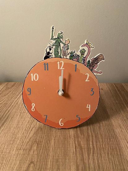 James & The Giant Peach Mantel Clock