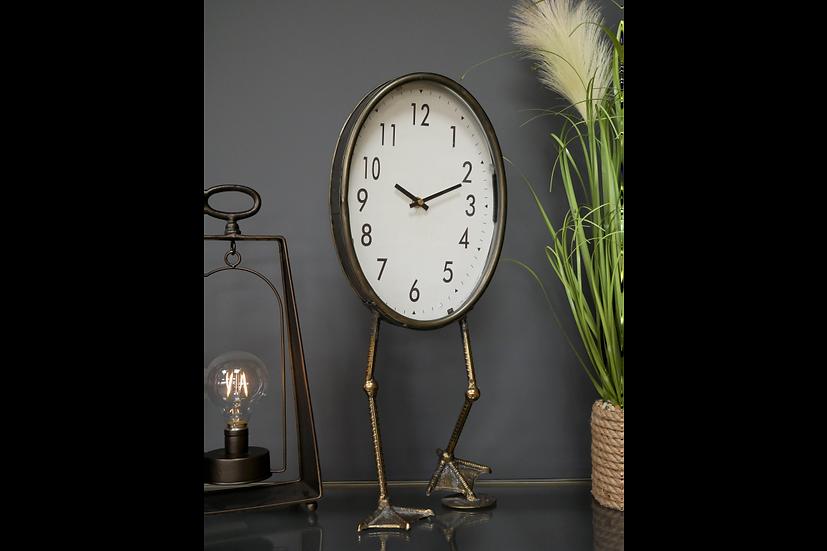 Bird Feet Clock
