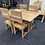 Thumbnail: Dining Table and 4 Chairs
