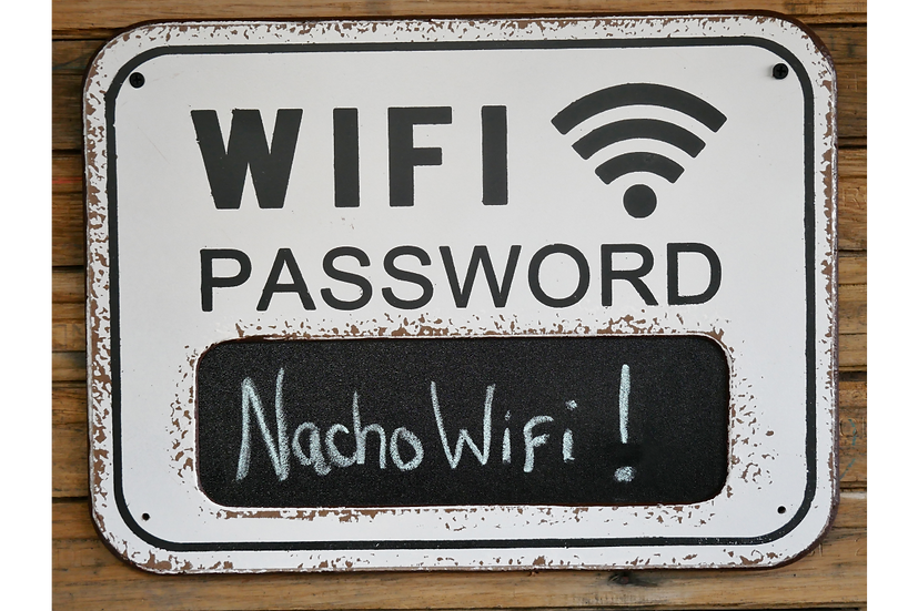 Sign - WiFi