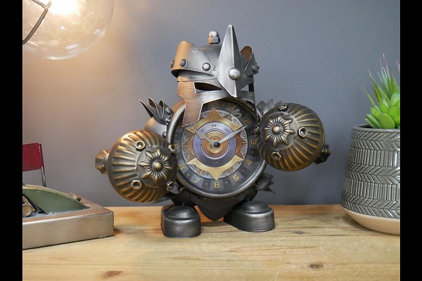 Warrior Clock