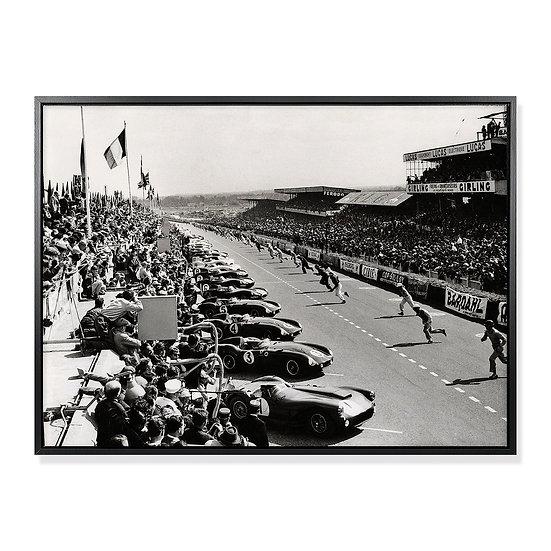 Le Mans Running Start