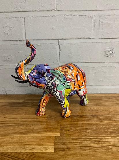 Graffiti Elephant
