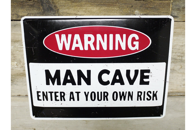 Sign - Man Cave