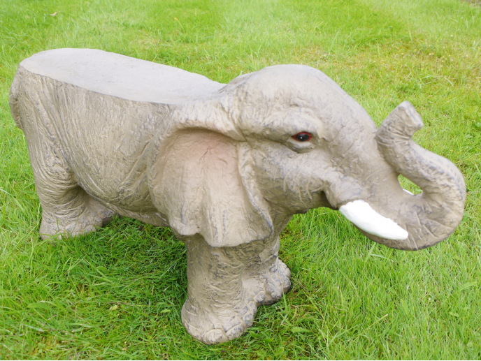 Elephant Bench