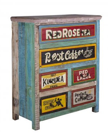Carnival Chest of Drawers