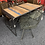 Thumbnail: Boat Wood Dining Table Set