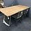 Thumbnail: Industrial Live Edge Dining Set
