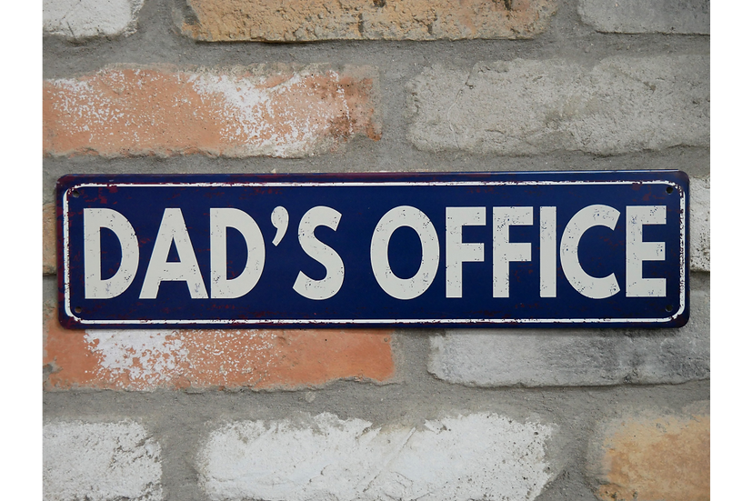 Sign - Dad's Office