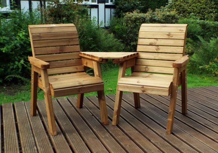 Twin Garden Seat