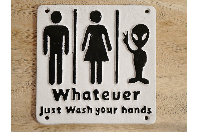 Sign - Wash Your Hands