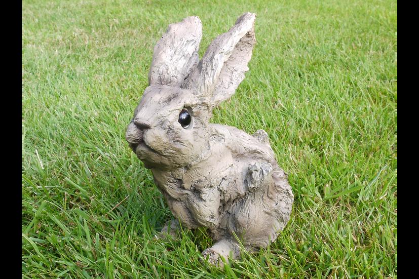 Bunny - Wood Effect