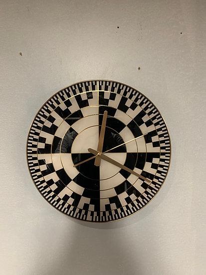 Chequer Clock