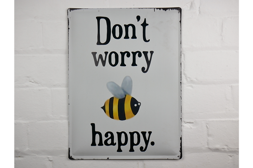 Sign - Don't Worry, Be Happy