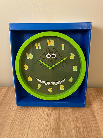 Toy Story Rex Wall Clock