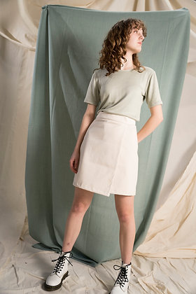 WIT wrap skirt