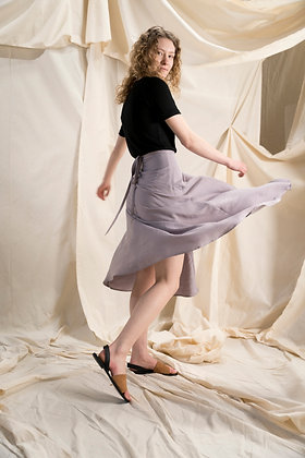 DANCE wrap skirt