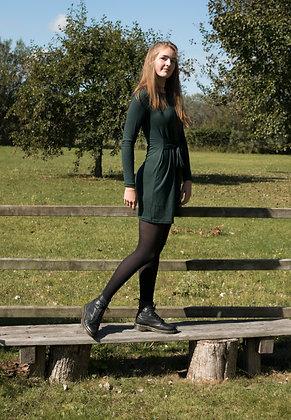 T_DRESS emerald