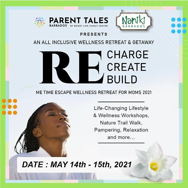Me Time Escape Wellness Retreat For Moms (2021)
