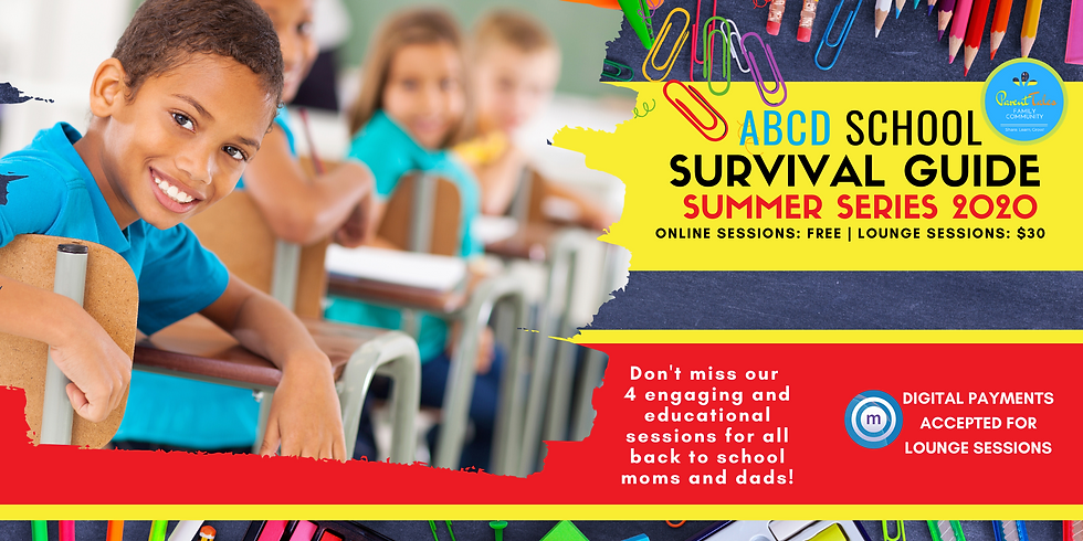 ABCD School Survival Guide: Bullying