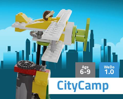 CityCamp WeDo 1.0