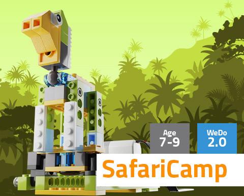 SafariCamp WeDo 2.0