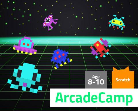 ArcadeCamp Scratch