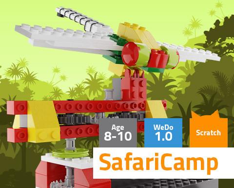 SafariCamp WeDo 1.0 Scratch