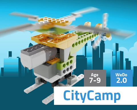 CityCamp WeDo 2.0