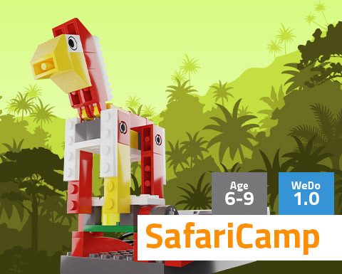 SafariCamp WeDo 1.0