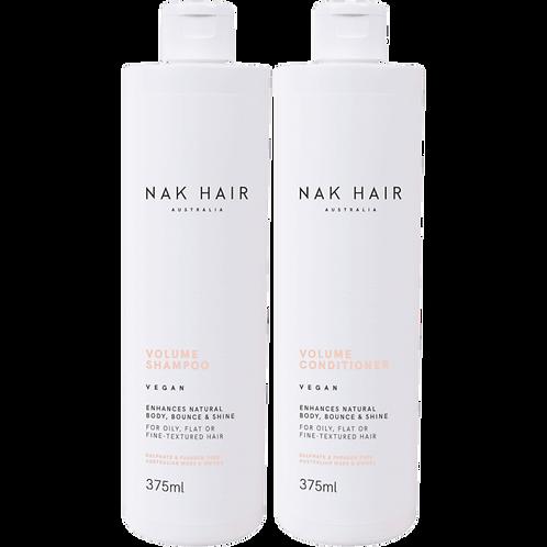 NAK Volume Shampoo & Conditioner